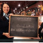 Gagnants 2013 catégorie » Consolidation d'une relation d'affaires » du concours Les Aliments du Québec dans mon panier!