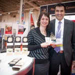 Grand Prix SIAL Innovation-Anick Lanteigne et Xavier Poncin