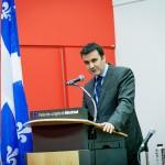 Xavier Poncin, directeur ex+®cutif SIAL Canada